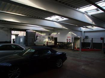 Garage Gilbert - Fotogalerij